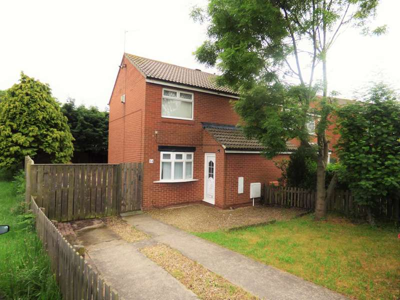 2 Bedrooms Semi Detached House for sale in *** REDUCED *** Mapleton Crescent, Redcar
