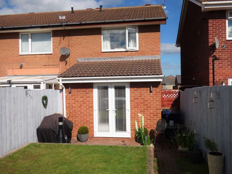 2 Bedrooms Terraced House for sale in West Dyke Road, Redcar