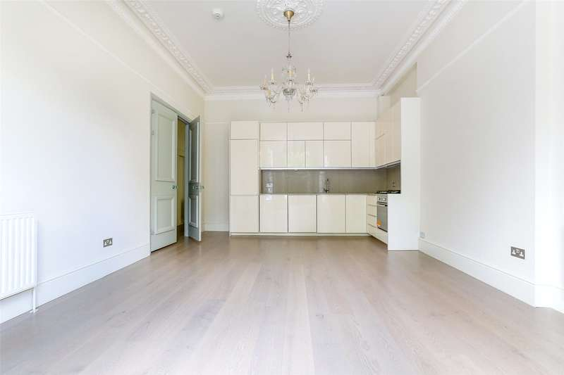 2 Bedrooms Ground Flat for sale in Elsham Road, London, W14