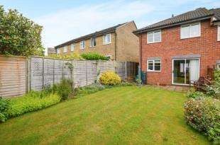 3 Bedrooms Semi Detached House for sale in Troubridge Close, Willesborough, Ashford, Kent