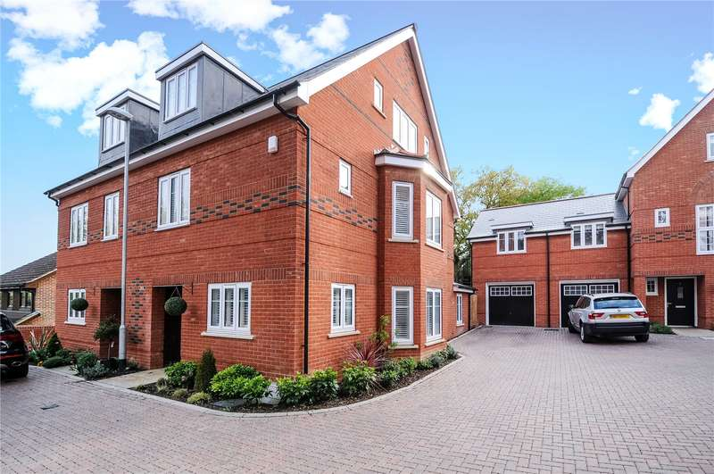 4 Bedrooms Semi Detached House for sale in The Courtyard, Maidenhead, Berkshire, SL6