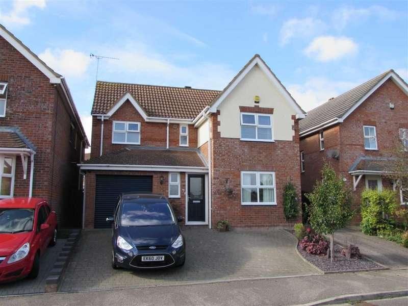 5 Bedrooms Property for sale in Arnald Way, Houghton Regis, Bedfordshire, LU5