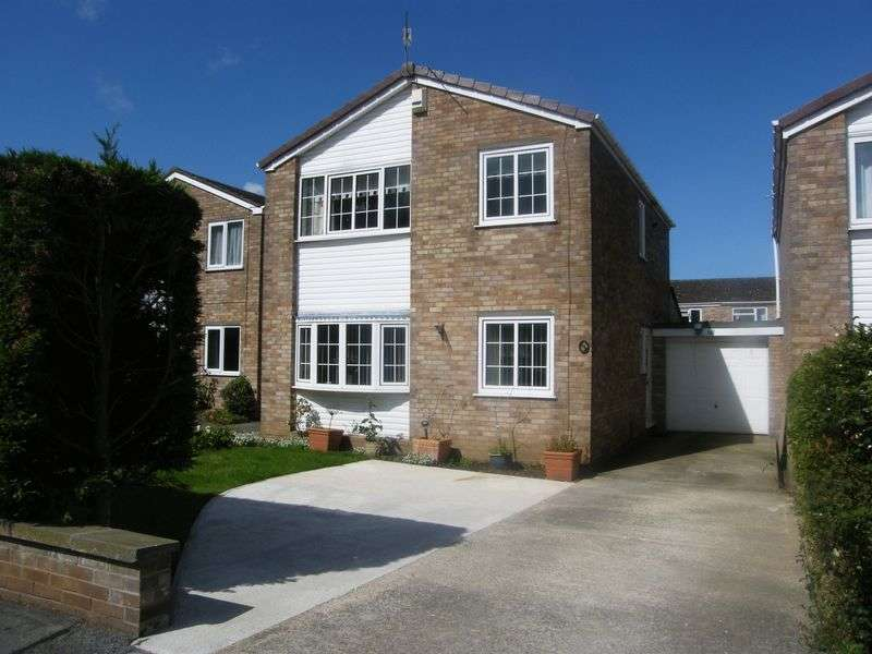 3 Bedrooms Detached House for sale in Whitesfield Road, Nailsea