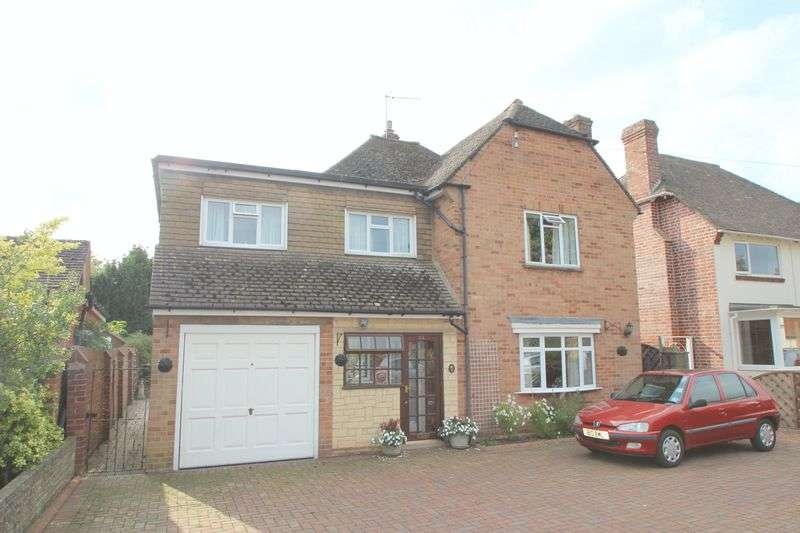 4 Bedrooms Detached House for sale in New Street, Tiddington
