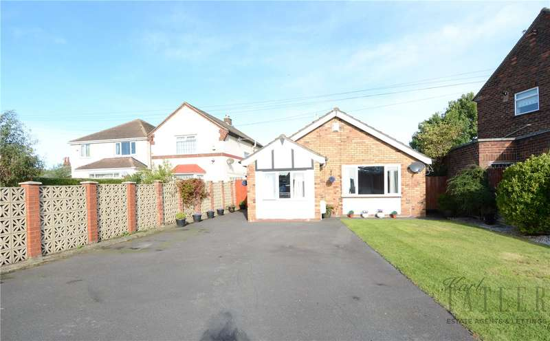 3 Bedrooms Detached Bungalow for sale in Town Meadow Lane, Moreton, Wirral