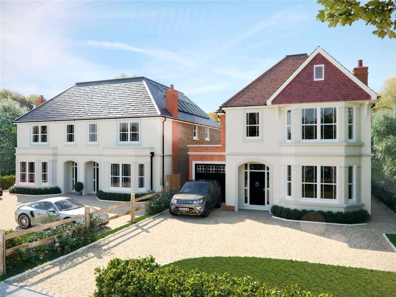 5 Bedrooms Detached House for sale in Albany Villas, Ember Lane, Esher, Surrey, KT10