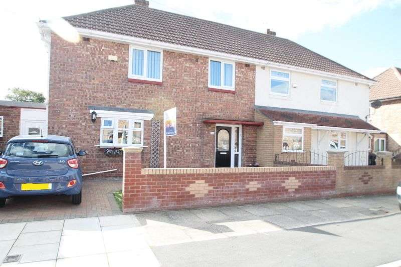 3 Bedrooms Semi Detached House for sale in Kentmere Road, Berwick Hills