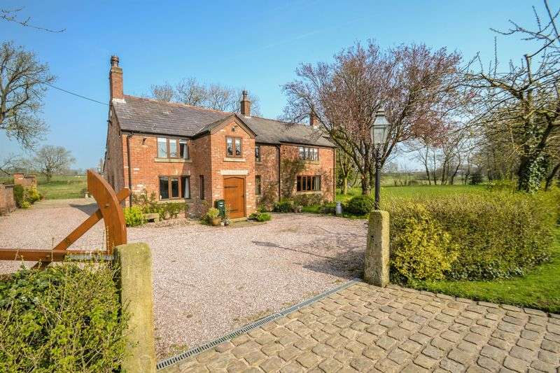 4 Bedrooms Detached House for sale in Simply Stunning - Drumacre Lane East, Longton, Preston