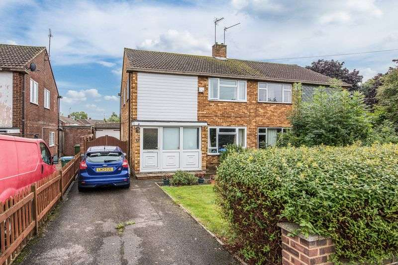 3 Bedrooms Semi Detached House for sale in EASTFIELD ROAD