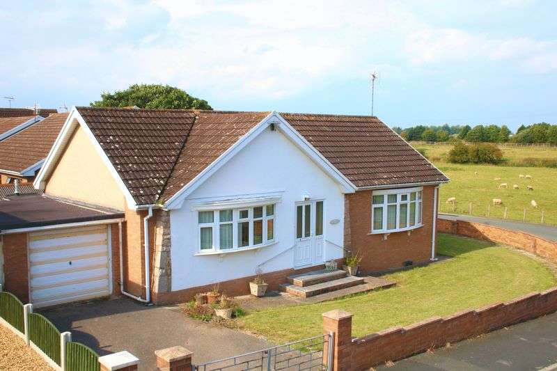 2 Bedrooms Detached Bungalow for sale in Bryn Hafod, Rhuddlan