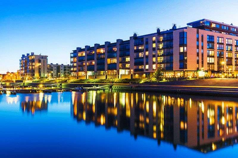 1 Bedroom Flat for sale in Rivergate House Wilburn Wharf, Salford M5