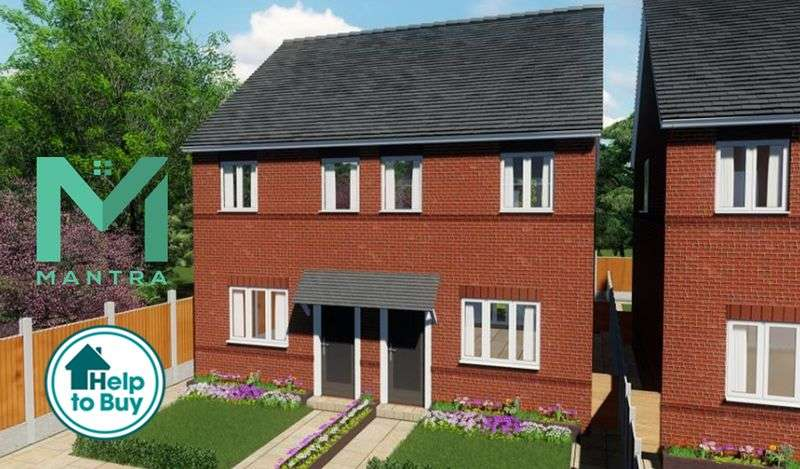 3 Bedrooms Semi Detached House for sale in Ford Street, Warrington