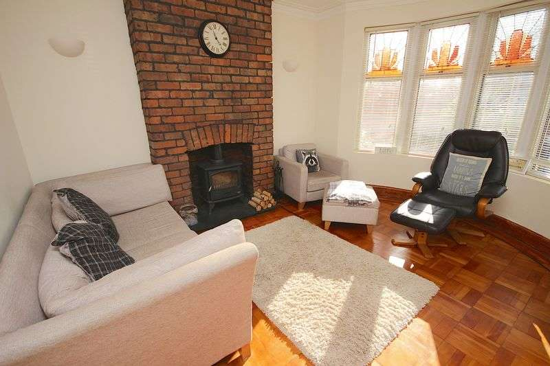 4 Bedrooms Semi Detached House for sale in St. Gowan Avenue, Heath, Cardiff