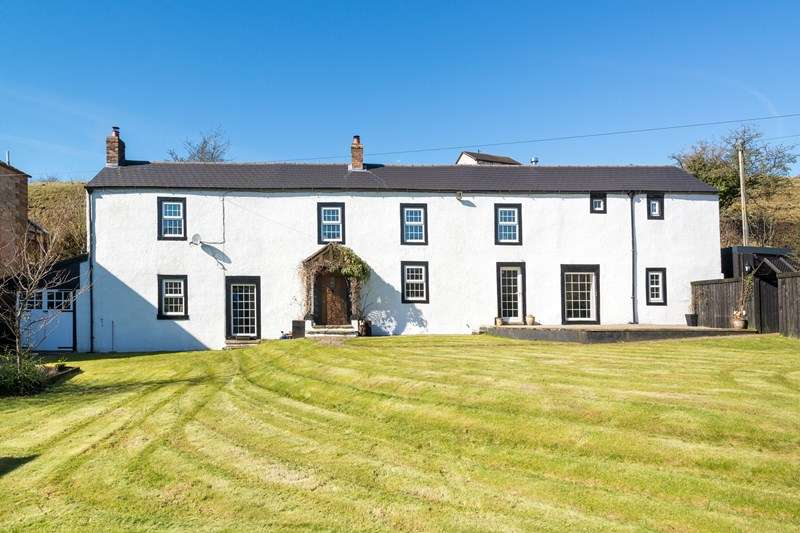 5 Bedrooms Detached House for sale in Ireby Mill, Ireby, Cumbria