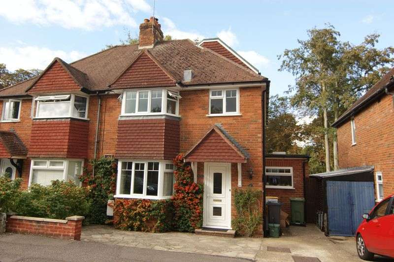 4 Bedrooms Semi Detached House for sale in Beech Grove, Guildford