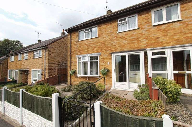 3 Bedrooms Semi Detached House for sale in Thames Road, Clayton