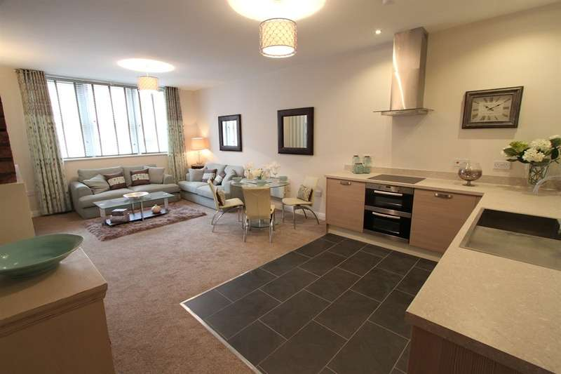1 Bedroom Apartment Flat for sale in High Street, Newport