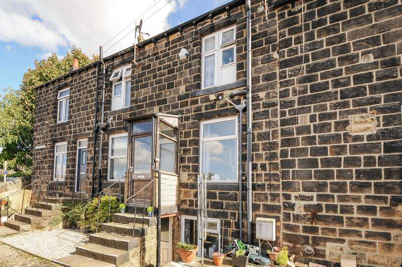 2 Bedrooms Terraced House for sale in Harper Rock, Yeadon, Leeds, LS19 7QW
