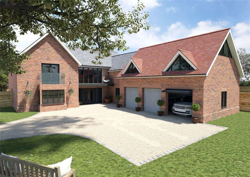 5 Bedrooms Detached House for sale in Plot 2 At Silver Copse, Oxford Road, Frilford Heath, OX13