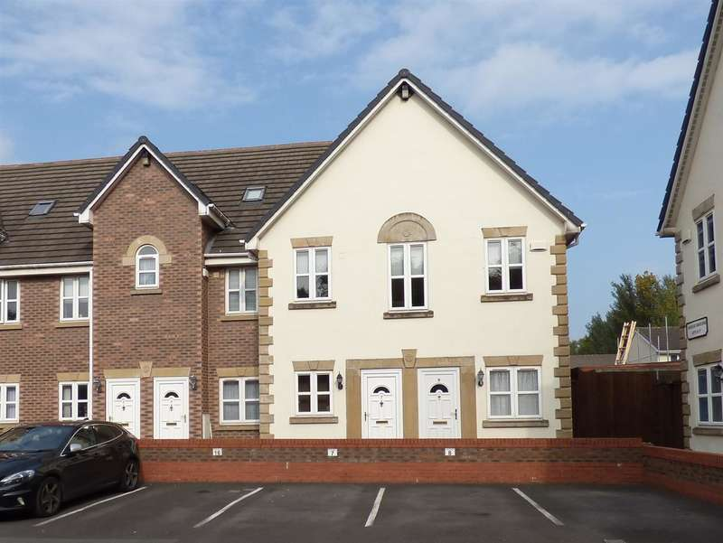 3 Bedrooms Apartment Flat for sale in Parkside Mansions, Huyton, Liverpool