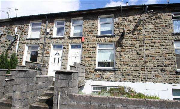 3 Bedrooms Terraced House for sale in Gelli Road, Tonpentre