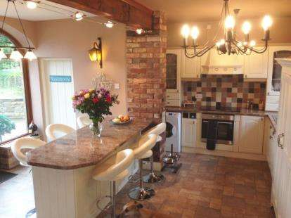 4 Bedrooms Detached House for sale in Bear Street, Lowerhouse, Burnley, Lancashire, BB12