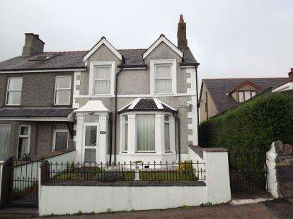 3 Bedrooms Semi Detached House for sale in Baptist Street, Penygroes, Caernarfon, Gwynedd, LL54