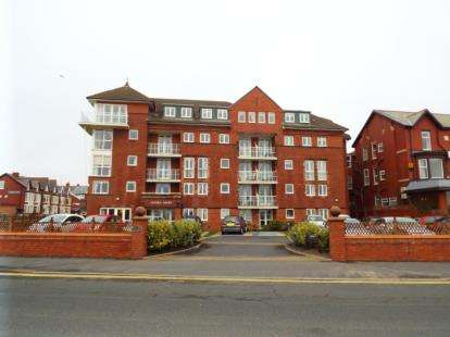 2 Bedrooms Flat for sale in Lystra Court, 103-107 South Promenade, Lytham St. Annes, Lancashire, FY8