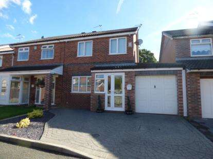 3 Bedrooms Semi Detached House for sale in Aboyne Close, Liverpool, Merseyside, L9
