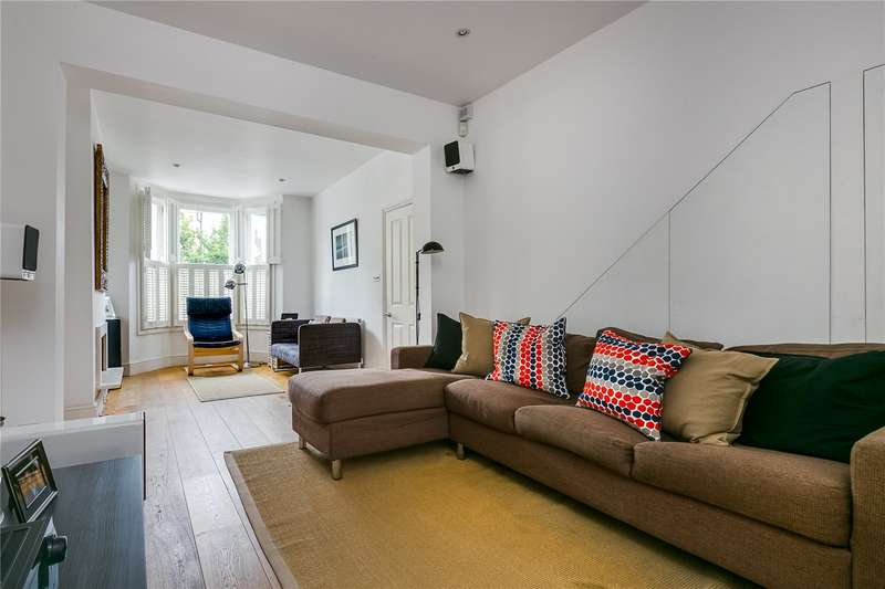 3 Bedrooms Terraced House for sale in Mendora Road, London, SW6