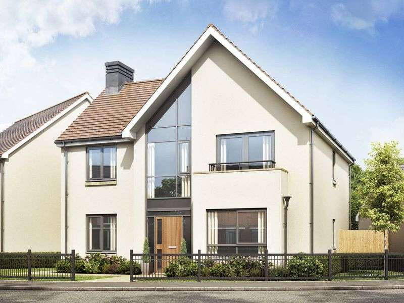 4 Bedrooms Detached House for sale in The Garnet Plot 102 Branston Leas