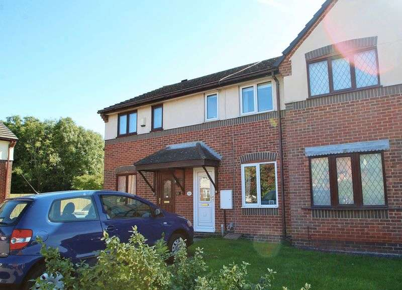 2 Bedrooms Terraced House for sale in Ormonds Close, Bradley Stoke