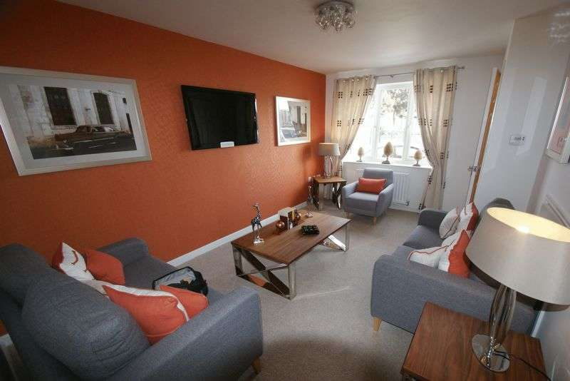 2 Bedrooms Semi Detached House for sale in Plot 4 Peel Court, Bootle