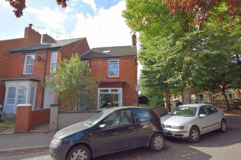 5 Bedrooms Terraced House for sale in May Crescent, West End, Lincoln