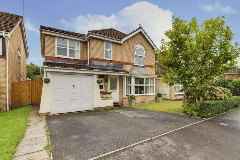 5 Bedrooms Detached House for sale in St. Joseph Place, Cwmbran