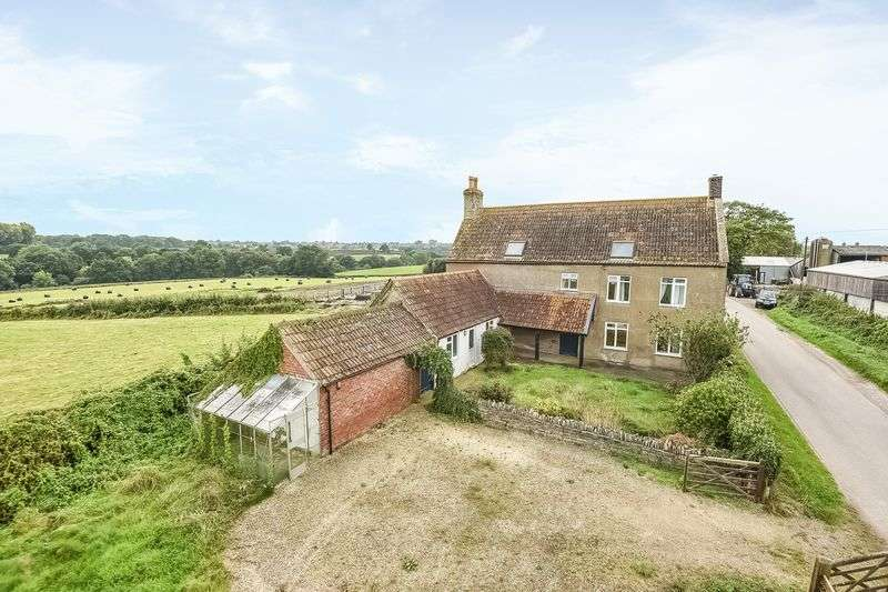 3 Bedrooms Detached House for sale in Wickwar, South Gloucestershire