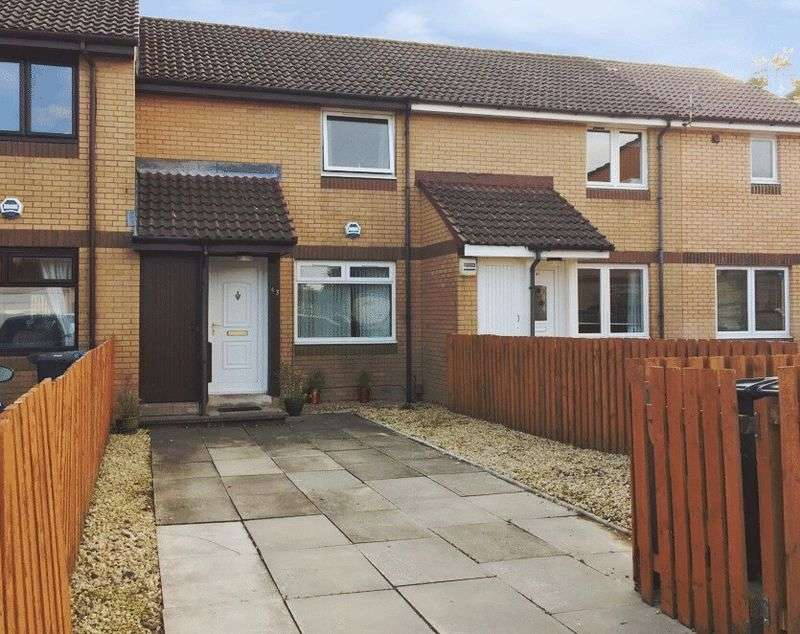 2 Bedrooms Terraced House for sale in Haddington Gardens, Dundee DD4 0RL