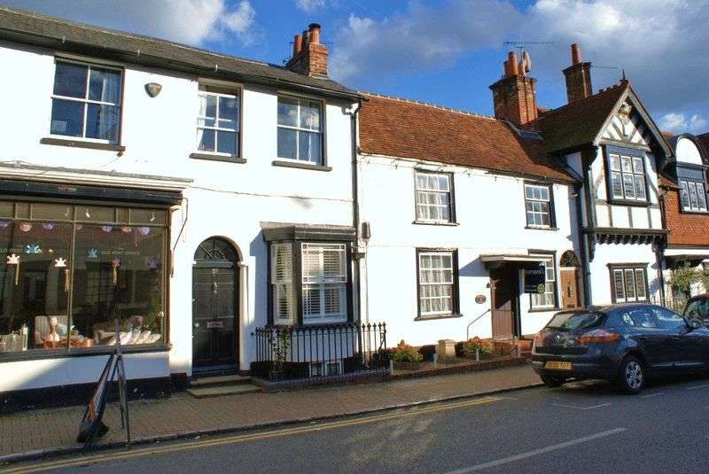 3 Bedrooms Terraced House for sale in Wargrave, Berkshire.