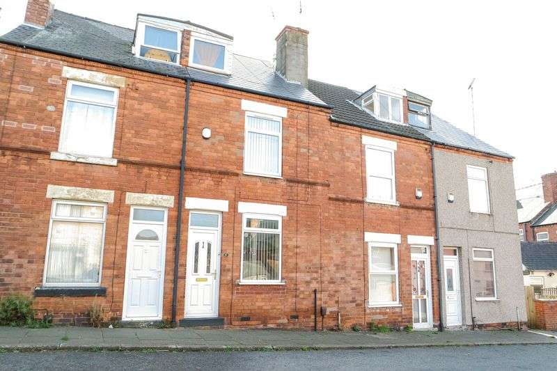 3 Bedrooms Terraced House for sale in Mount Milner, Mansfield