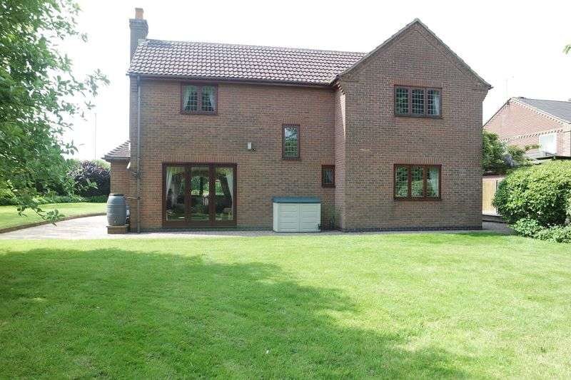 4 Bedrooms Detached House for sale in Homely Lodge, Diamond Avenue, Kirkby-In-Ashfield