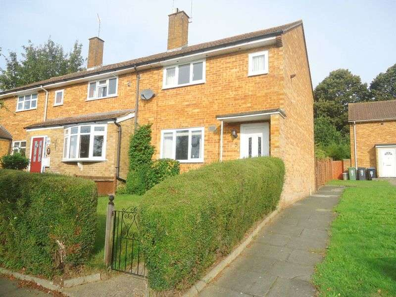 2 Bedrooms House for sale in Cuttsfield Terrace, CHAULDEN, Hemel Hempstead