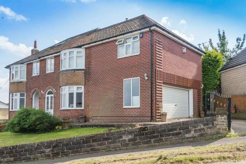 5 Bedrooms Semi Detached House for sale in Towngate Road, Worrall - Fantastic Sized Home