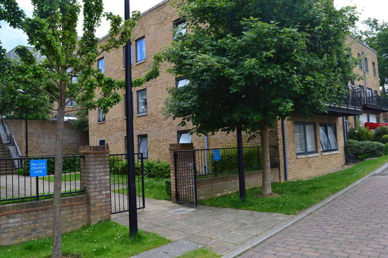 2 Bedrooms Ground Flat for sale in Church Lane, Historic Dockyard, Chatham