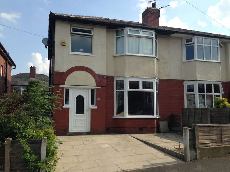 3 Bedrooms Semi Detached House for sale in Barcroft Road, Bolton, Greater Manchester, BL1