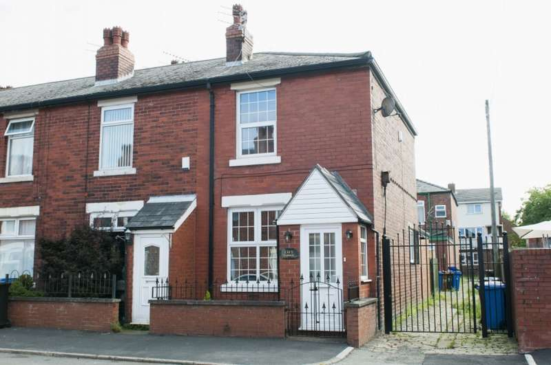 2 Bedrooms End Of Terrace House for sale in Wallwork Street Reddish Stockport
