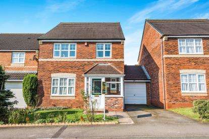 4 Bedrooms Detached House for sale in Wendover Road, Birmingham, West Midlands
