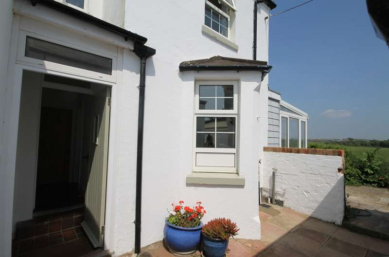 2 Bedrooms End Of Terrace House for sale in Brighstone, Isle of Wight