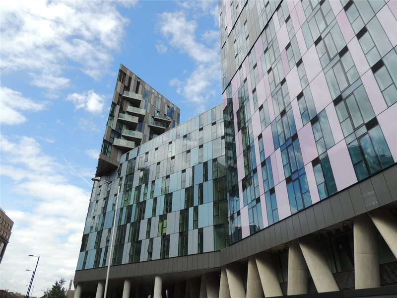 1 Bedroom Apartment Flat for sale in Saffron Square, Croydon
