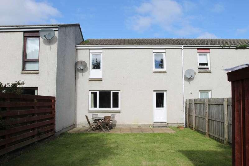 3 Bedrooms Terraced House for sale in Dulsie Drive, Nairn