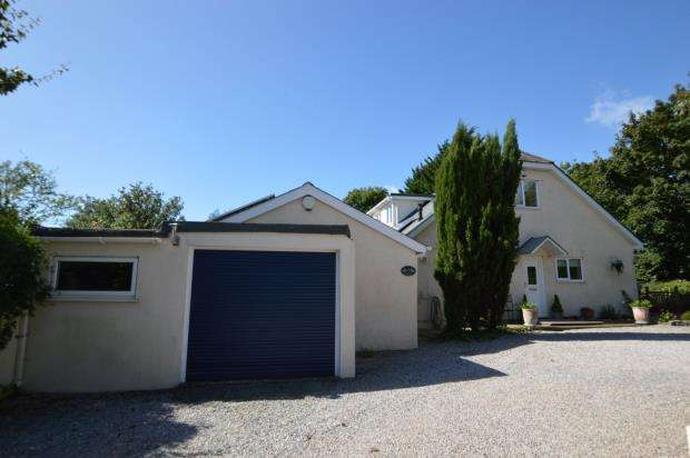 4 Bedrooms Detached House for sale in Woodland Avenue, Plymouth, Devon